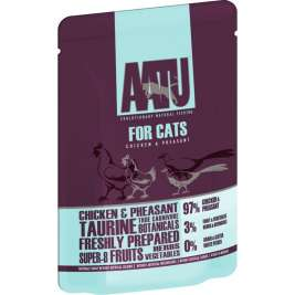 AATU Cat wet - Chicken & Pheasant  85 g