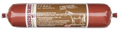 Fleischeslust Hypoallergenic Horse with potato  800 g, 400 g