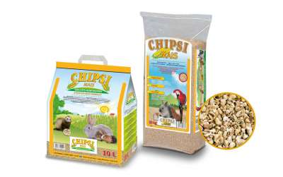 Chipsi Maize granulate 4.6 kg