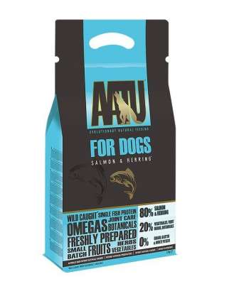 AATU For Dogs - 80/20 Salmon & Herring  1.5 kg, 5 kg, 10 kg