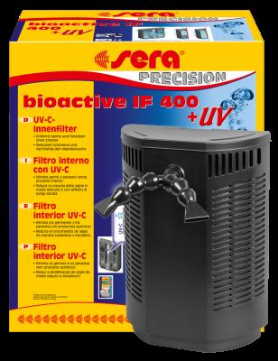 Sera Bioactive IF 400 + UV 22x30x11 cm