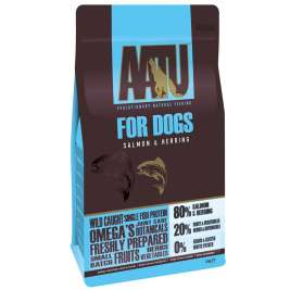 For Dogs - 80/20 Saumon et Hareng AATU 5060189111923