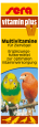 Sera Mineral Plus V  15 ml  - Ravintolisät linnuille