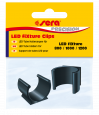 LED fiXture Clips Nero da Sera