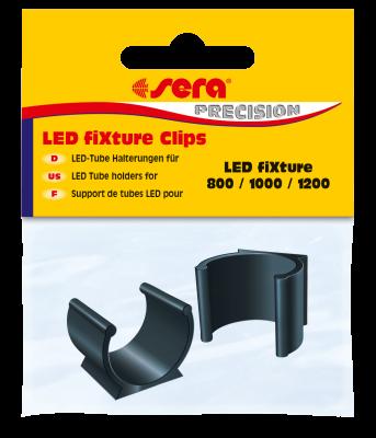 Sera LED Fixture Clips Noir