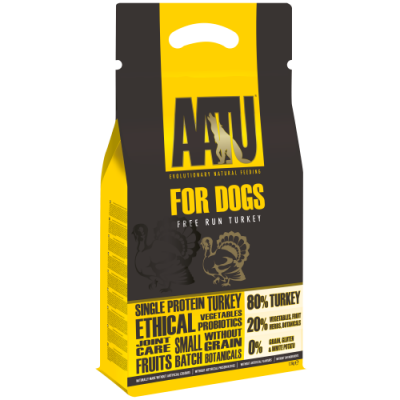 AATU For Dogs - 80/20 Perú  10 kg, 5 kg, 1.5 kg