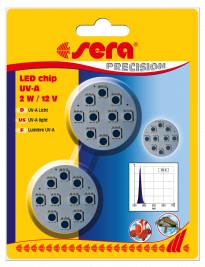 Sera LED Chips - Ultra Blue  Blu scuro