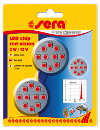 Sera LED Chips - Red Vision  Rosso