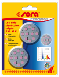 Sera LED Chips - Plantcolor Bright  Rosa