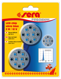 Sera LED Chips - Ultra Blue  Blu