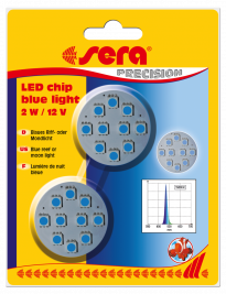 Sera LED Chips - Blue Light  Blu chiaro