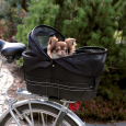 Trixie Bicycle Bag  Sort