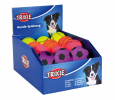 Assortment Toy Balls, Foam Rubber, floatable 24Pcs from Trixie