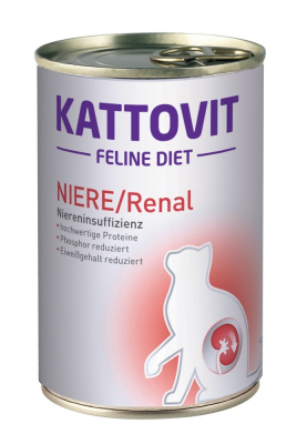 Kattovit Feline Diet Niere/Renal (Niereninsuffizienz) 400 g