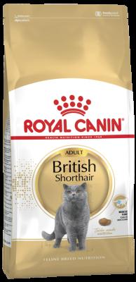 Royal Canin Feline Breed Nutrition British Shorthair Adult 400 g, 4 kg, 2 kg, 10 kg