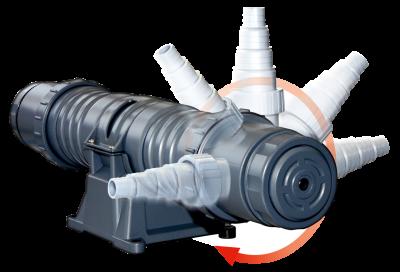 Sera UV-C-System 5 W (UV-C-Klärer) 5 W