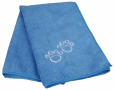 Trixie Towel, blue