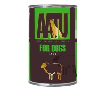 AATU For Dogs - Cordeiro  400 g