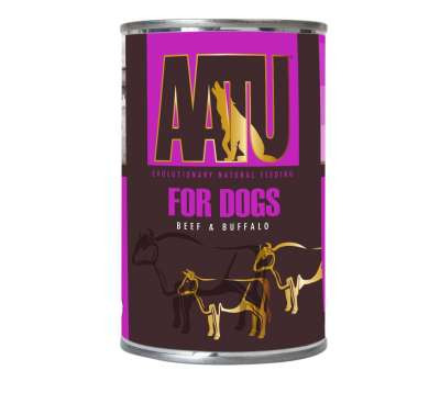 AATU For Dogs - Beef & Buffalo  400 g