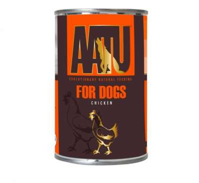 AATU For Dogs - Frango  400 g