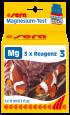Produit souvent acheté en même temps que Sera Magnésium Set Complémentaire Réactif 3