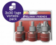 Feliway Friends Refill 3x30 days Economy Pack 3x48 ml