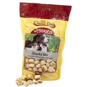 Classic Dog Snacky Mix Biscuits 500 g