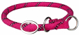 Trixie Sporty Rope Collier Semi-Etrangleur Fuchsia