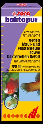 Sera Baktopur  500 ml, 50 ml, 100 ml