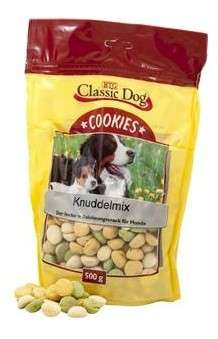 Classic Dog Cookies Knuddelmix 500 g