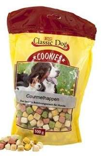 Classic Dog Biscuits Gourmand 500 g