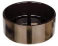 Trixie Ceramic bowl with pattern, Bronze/brown 400 ml billige