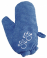 Trixie Drying Glove Blue 18x28 cm