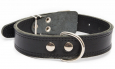 Double slice of leather and two lines of insertion Bark&Bones Black