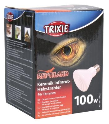 Trixie Reptiland - Keramik-Infrarot-Heizstrahler 100 W