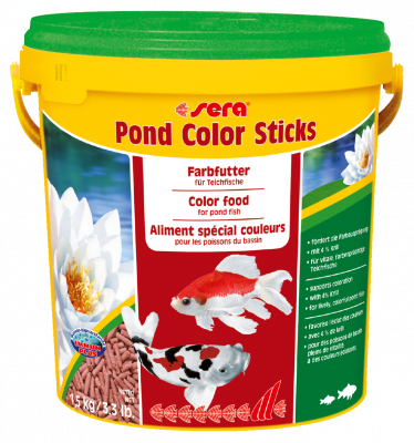 Sera Pond Color Sticks 1.5 kg