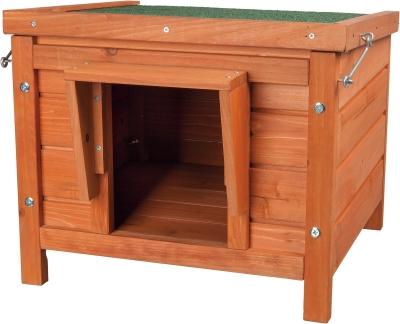 Trixie Natura Cat's Home met Slaapverblijf 42×35×39 cm