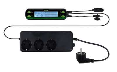 Trixie Digital Thermostat/Hygrostat 16×4 cm