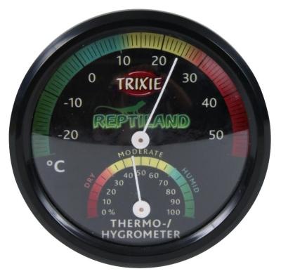 Trixie Thermo-/Hygrometer, Analog 7.5 cm