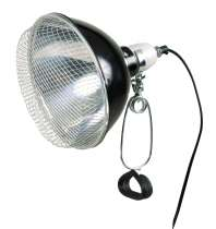 Trixie Reflector Clamp Lamp with Safety guard