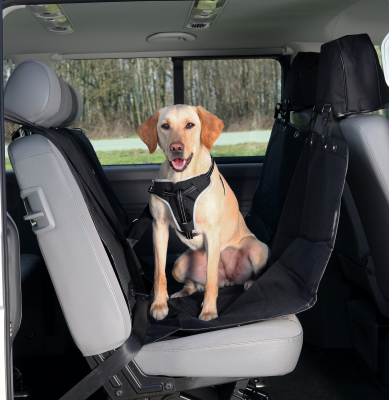 Trixie Auto-Beschermdeken, zwart 145x160 cm