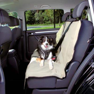 Trixie Auto-Beschermdeken, beige 140x120 cm