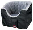 Trixie Car Seat, Black/Grey 41x39x42 cm