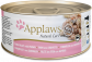 Natural Cat Food Tuna Fillet with Prawn 70 g by Applaws EAN 5060122490047