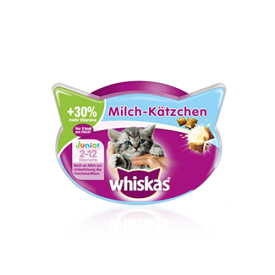 Whiskas Kitten Milky Treats 2-12 Months 55 g