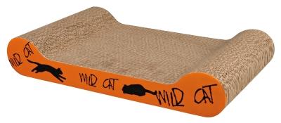 Trixie Kratzpappe Wild Cat Orange 41x7x24 cm