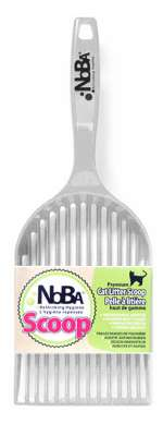 Noba Premium Cat Litter Scoop Light gray