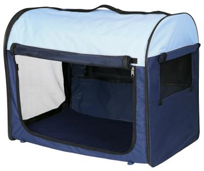 Trixie Mobile Kennel 32×32×47 cm Tmavě modrá