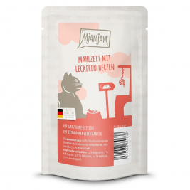 MjAMjAM Meal with tasty Hearts  125 g