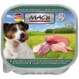 Dog Barquette Lapin, Gibier & Canard de chez MAC's 150 g